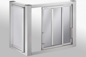 Modular Sliding Door