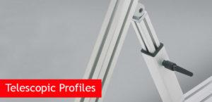 Telescopic Aluminium Profiles Main