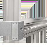Linear Slides using aluminium profiles